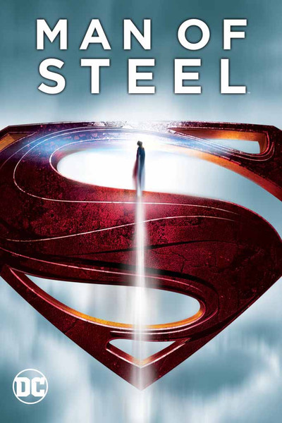 Man of Steel [UltraViolet HD or iTunes via Movies Anywhere]
