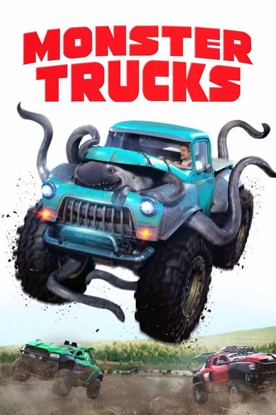 Monster Trucks [UltraViolet HD]