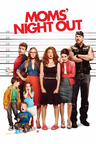 Moms' Night Out [UltraViolet SD or iTunes SD via Movies Anywhere]