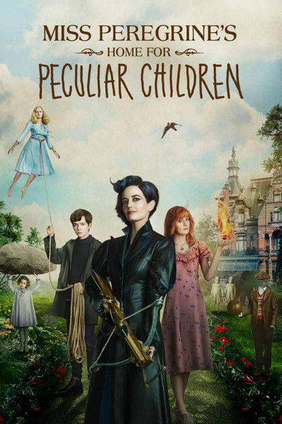 Miss Peregrine's Home for Peculiar Children [UltraViolet HD or iTunes]