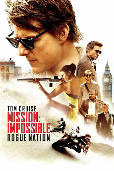 Mission Impossible: Rogue Nation [UltraViolet HD]
