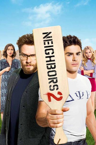 Neighbors 2 [UltraViolet HD]