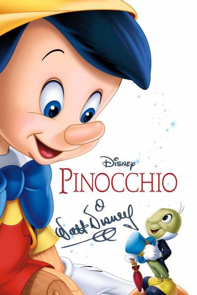 Pinocchio  [Disney Movies Anywhere (DMA)]