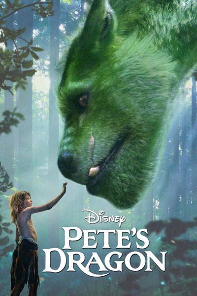 Pete's Dragon [Disney Movies Anywhere (DMA)]