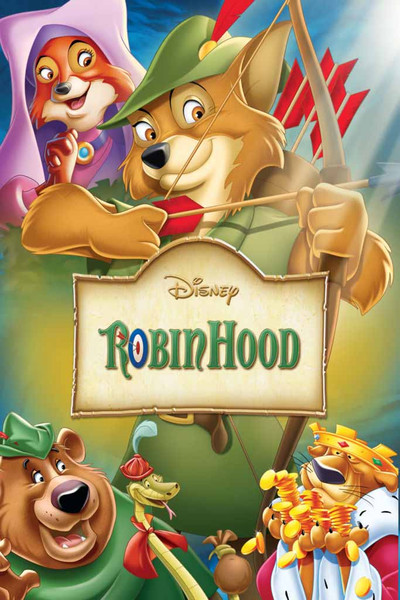 Robin Hood (1973) [Disney Movies Anywhere (DMA)]