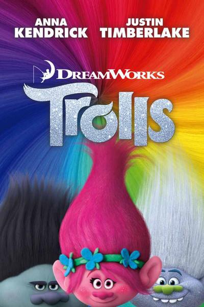 Trolls [UltraViolet HD or iTunes]