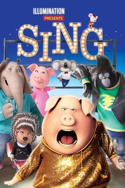 Sing [UltraViolet 4K]