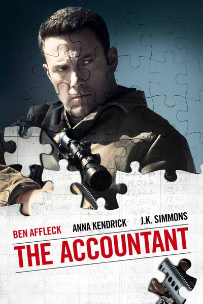The Accountant [UltraViolet 4K]