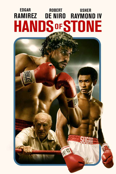 Hands of Stone [UltraViolet HD]