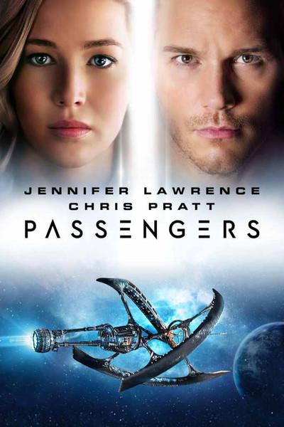 Passengers [UltraViolet 4K] Read Details