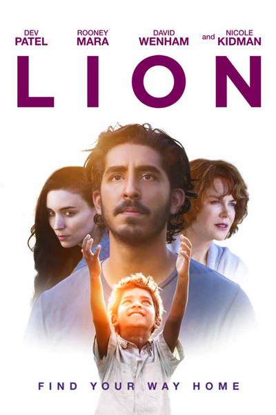Lion [UltraViolet HD]