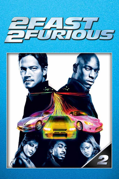 2 Fast 2 Furious [UltraViolet HD]