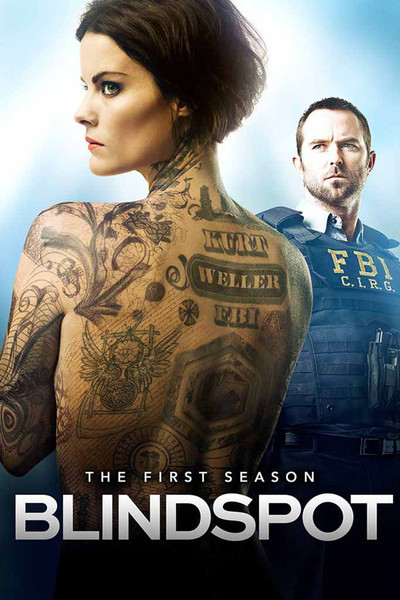 Blindspot Season 1 [UltraViolet HD]