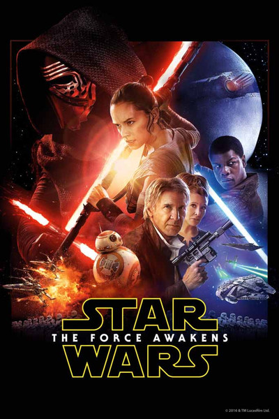Star Wars: The Force Awakens [Disney Movies Anywhere (MA)]