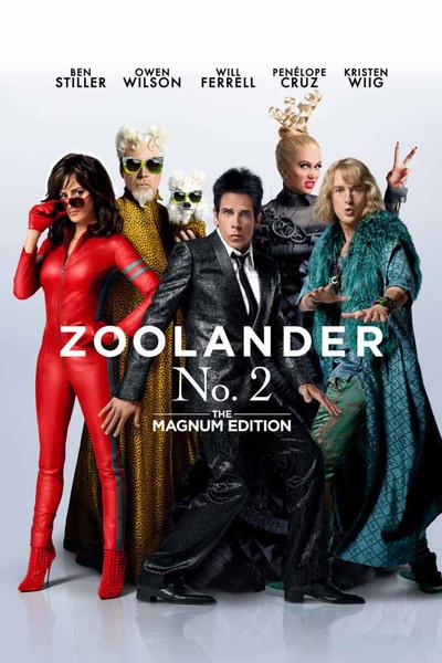 Zoolander No. 2 [UltraViolet HD]