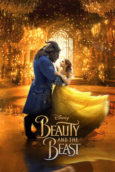 Beauty And The Beast LIVE ACTION (2017) [Disney Movies Anywhere (MA)