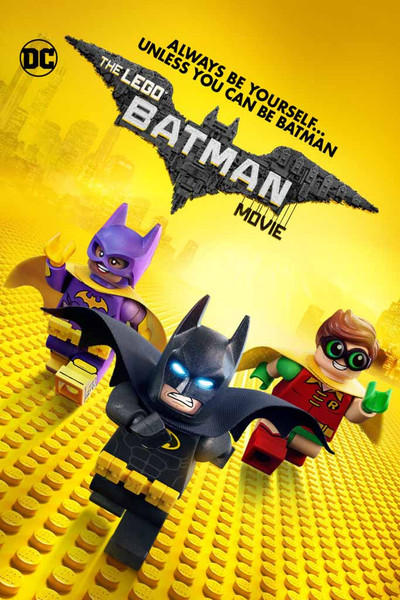 Lego Batman Movie [UltraViolet HD or iTunes via Movies Anywhere]
