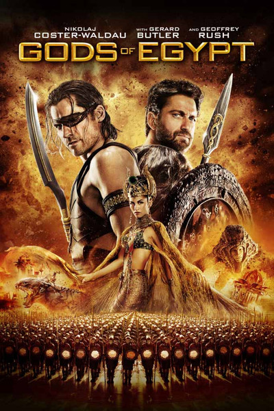 Gods Of Egypt [UltraViolet HD]