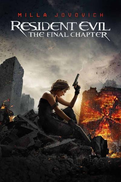 Resident Evil: The Final Chapter [UltraViolet 4K] READ DETAILS