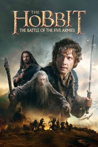 The Hobbit The Battle Of Five Armies [UltraViolet HD]