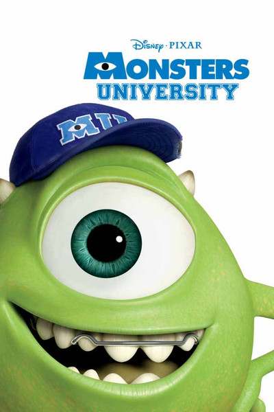 Monsters University [Disney Movies Anywhere (DMA)