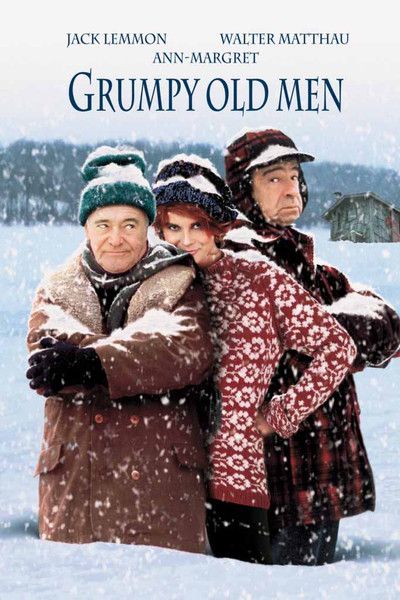 Grumpy Old Men [UltraViolet HD or iTunes via Movies Anywhere]