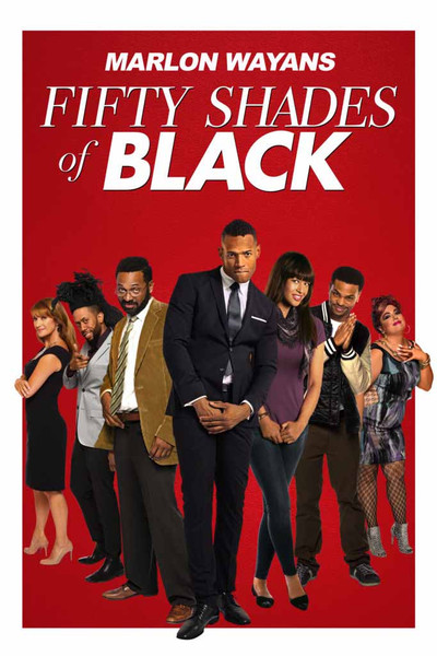 Fifty Shades Of Black [UltraViolet HD}