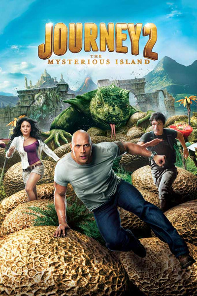 Journey 2: The Mysterious Island [UltraViolet HD or iTunes via Movies Anywhere]