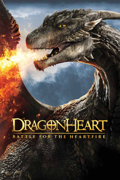 Dragonheart: Battle For The Heartfire [UltraViolet HD]
