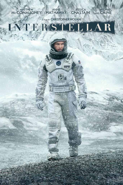 Interstellar [UltraViolet HD]