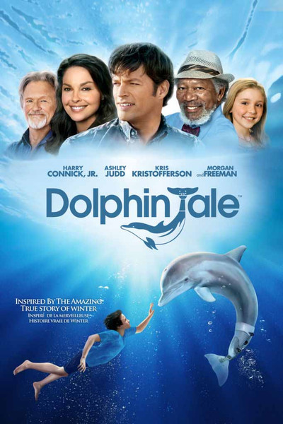 Dolphin Tale [UltraViolet HD or iTunes via Movies Anywhere]