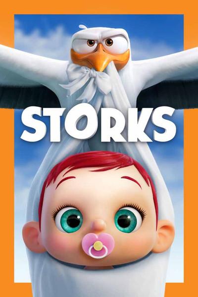 Storks [UltraViolet 4K] Read Details