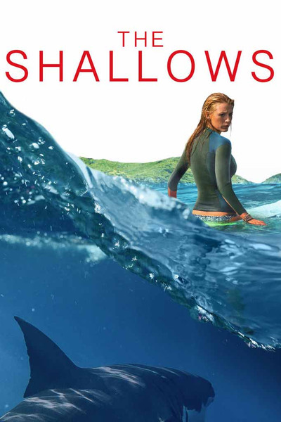 The Shallows [UltraViolet HD or iTunes via Movies Anywhere]