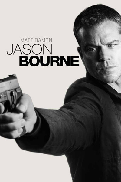 Jason Bourne [UltraViolet HD]