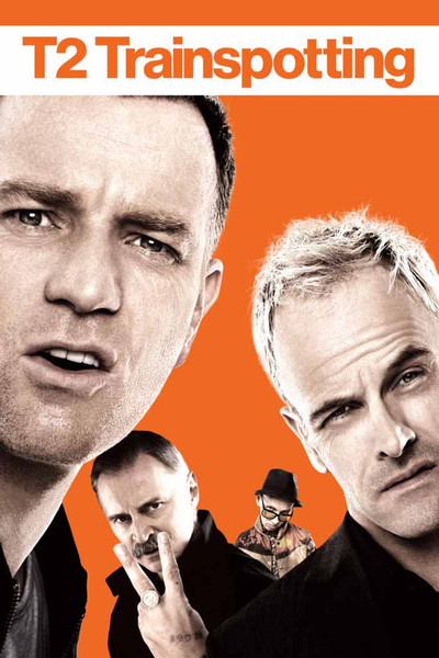 T2 Trainspotting [UltraViolet HD or iTunes via Movies Anywhere]