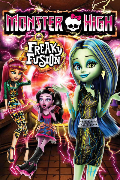 Monster High: Freaky Fusion [UltraViolet HD]
