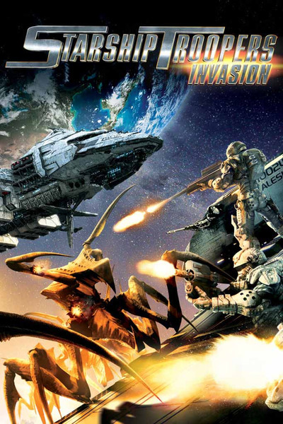 Starship Troopers: Invasion [UltraViolet SD]