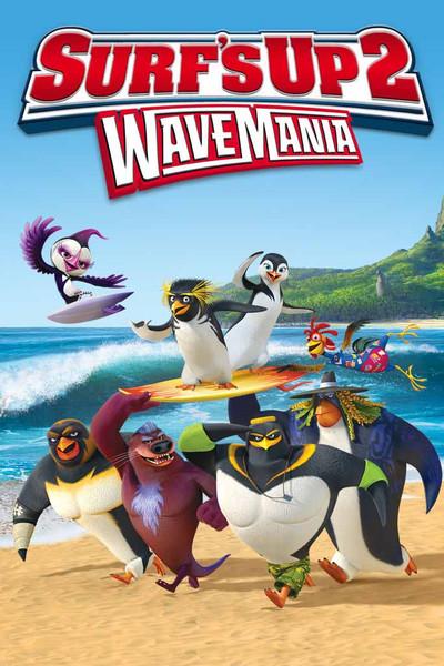 Surf's Up 2: WaveMania [UltraViolet SD]