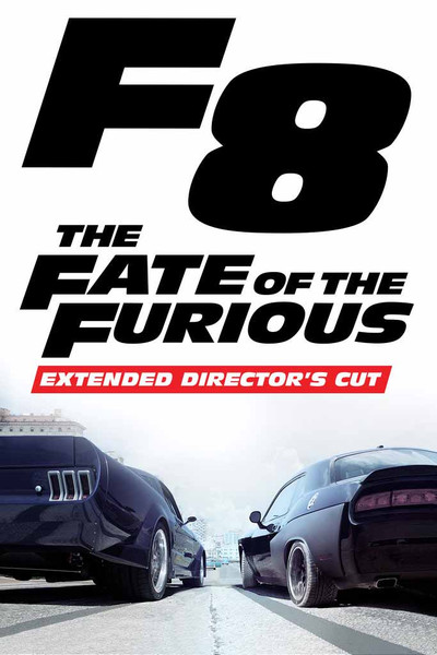Fate Of The Furious Extended Edition [UltraViolet 4K]