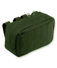 Zipper Pouch Olive
