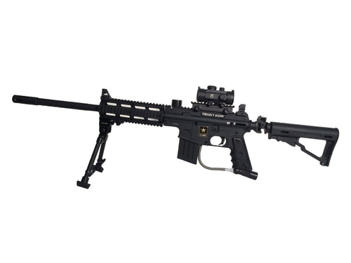 project salvo sniper New tan tippmann us army project salvo paintball gun power n2 hpa package sniper model power - $14850 model power n 2-6-0 mogul us army - dcc and sound power model - $14850 power model n 2-6-0 mogul us army - dcc compatible n scale - $12947.
