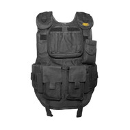 Wrek Tactical Vest Black