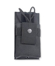 Klutch Radio - Radio Pouch With Belt Black