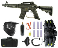 Tippmann US ARMY Alpha Black Elite Tactical SNIPER Gun Set