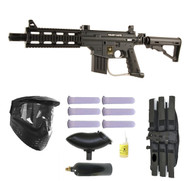 US Army Project Salvo Paintball Marker Gun Mega Set