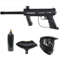 Tippmann Platinum Series 98 Custom Paintball Gun Package