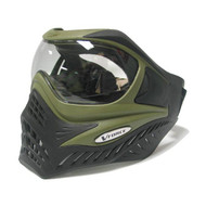 V-Force Grill Reverse Olive Drab Paintball Mask/Goggles