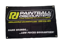 Paintball Discounters Banner