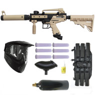 Tippmann Cronus Tactical Paintball Gun Mega Set