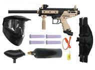 Tippmann Cronus Paintball Gun 4+1 Mega Set